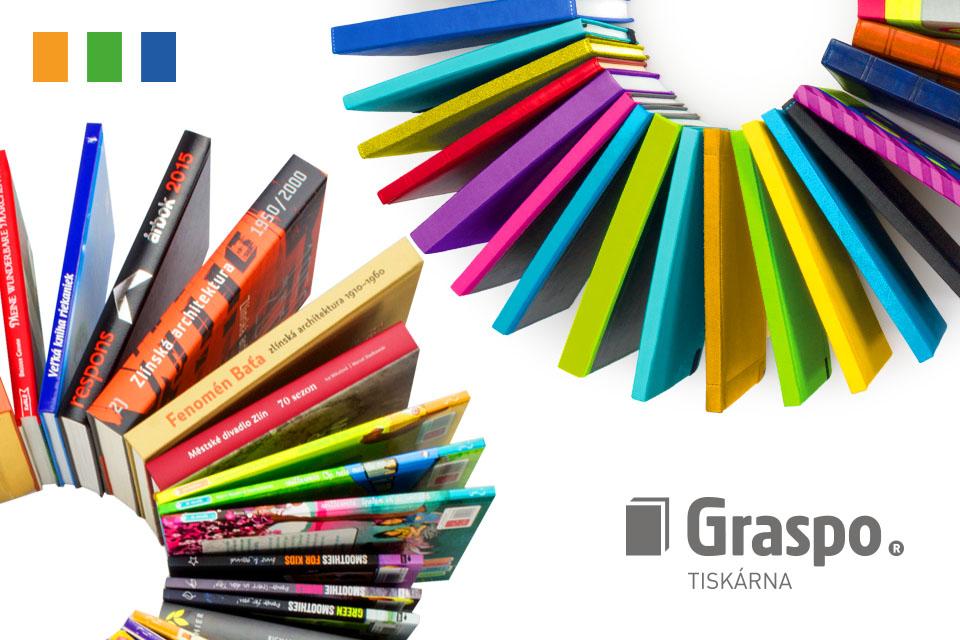 Tiskárna Graspo CZ se stala novým partnerem projektu Pomáháme onkologii