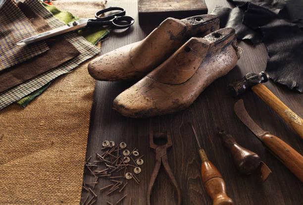 Shoemaker workshop